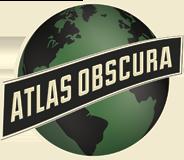 Book cover: Atlas Obscura